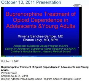 Drug Abuse In Teens